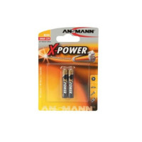 Ansmann Μπαταρία Alkaline AAAA X-Power 1x2  [1510-0005]